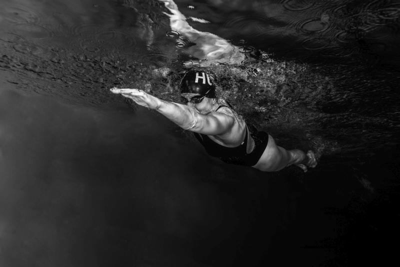 Czifrik Hajnalka senior úszó